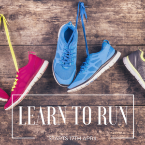Learn to Run - April - Square