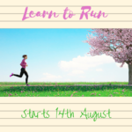 Learn to Run - August - Square