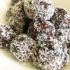 Chocolate and Cranberry Protein Balls