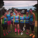 team operation move suss an women's fun run