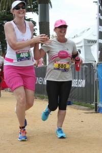 sussan half marathon